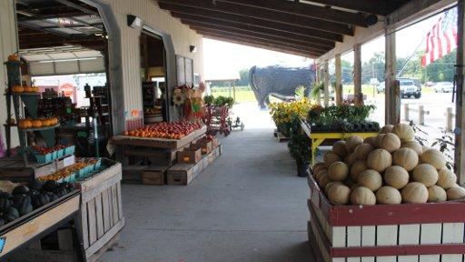 Parsons Farms Produce Front