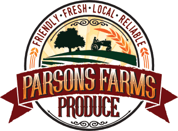 Parsons Farms Produce Logo